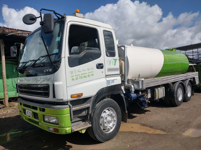 Bulk tankers 12,000 liters Fiji